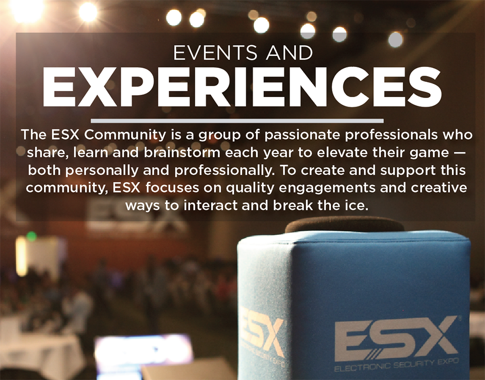 Events & Experiences Graphic